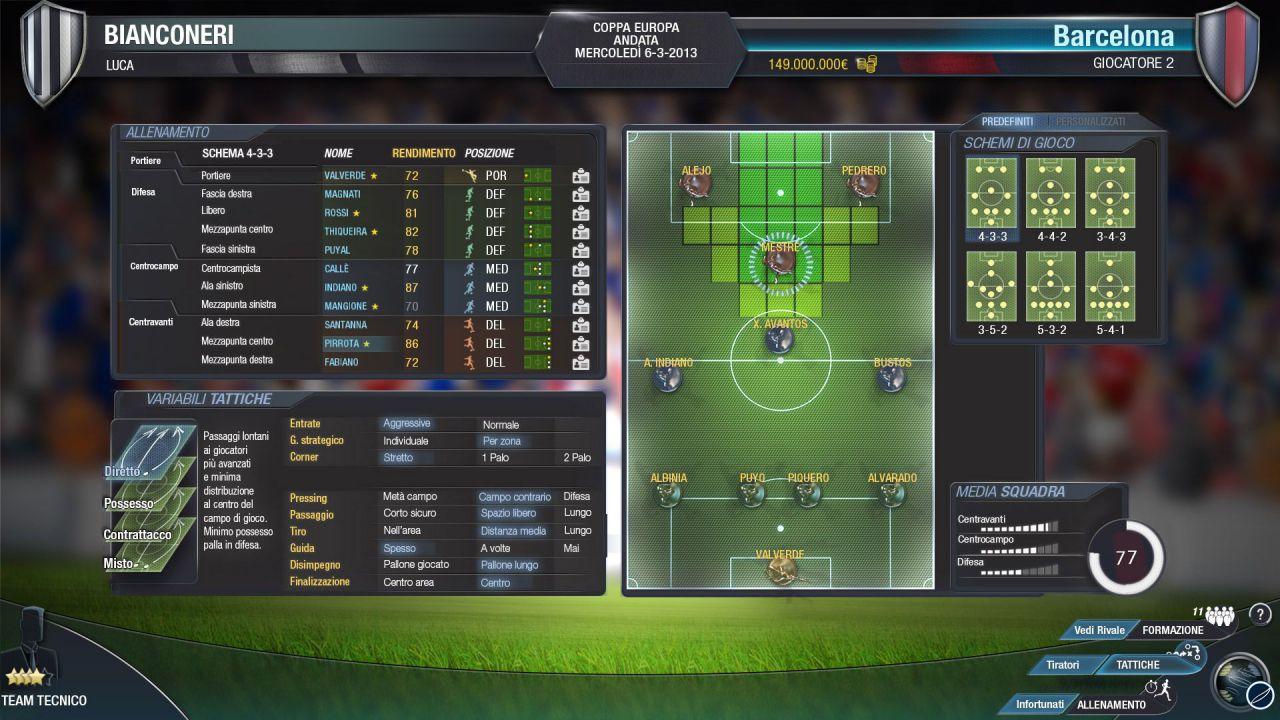 recensione FX Calcio