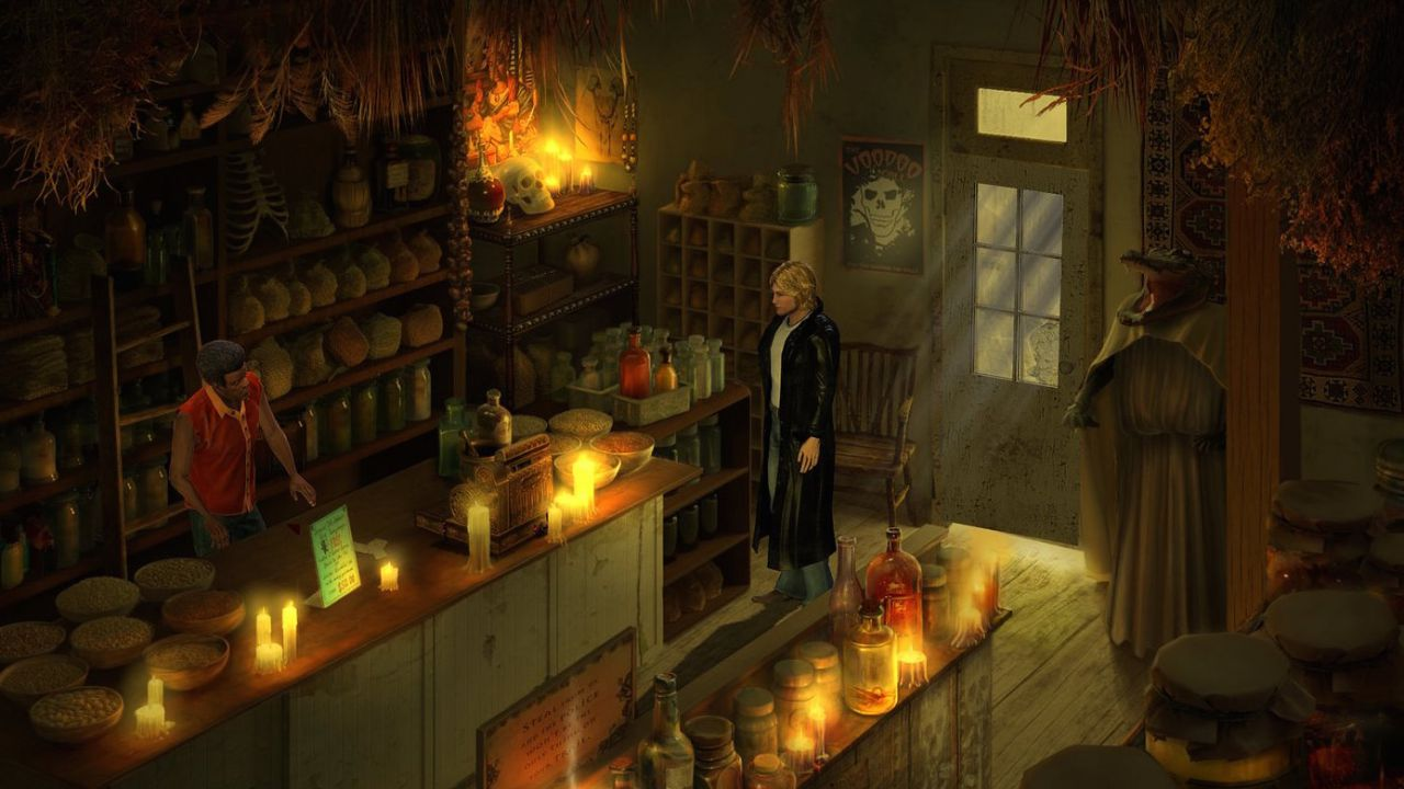 recensione Gabriel Knight: Sins of the Fathers