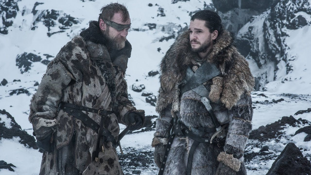 recensione Game of Thrones 7x06: Recensione Beyond the Wall