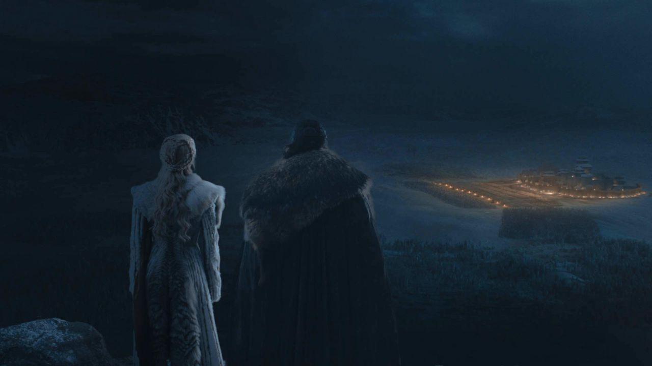 Game of Thrones 8X03: La lunga notte