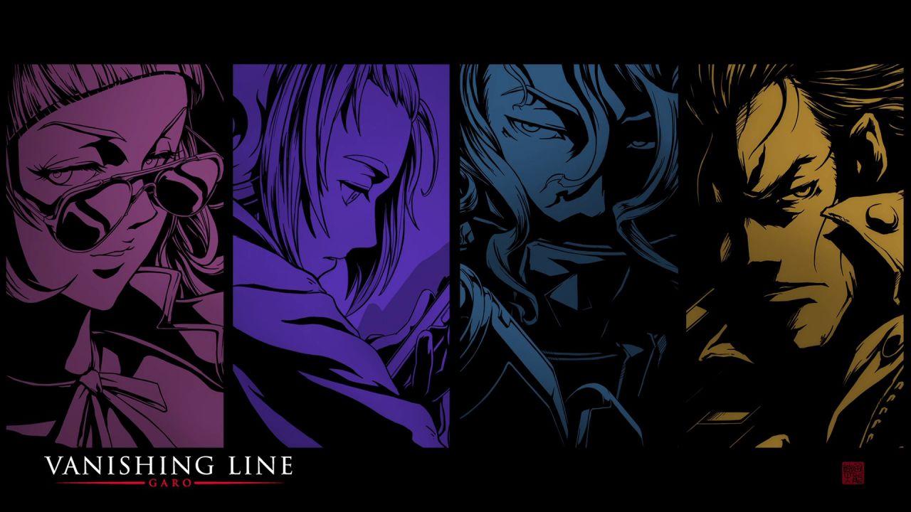recensione Garo: Vanishing Line, recensione della serie su Amazon Prime Video