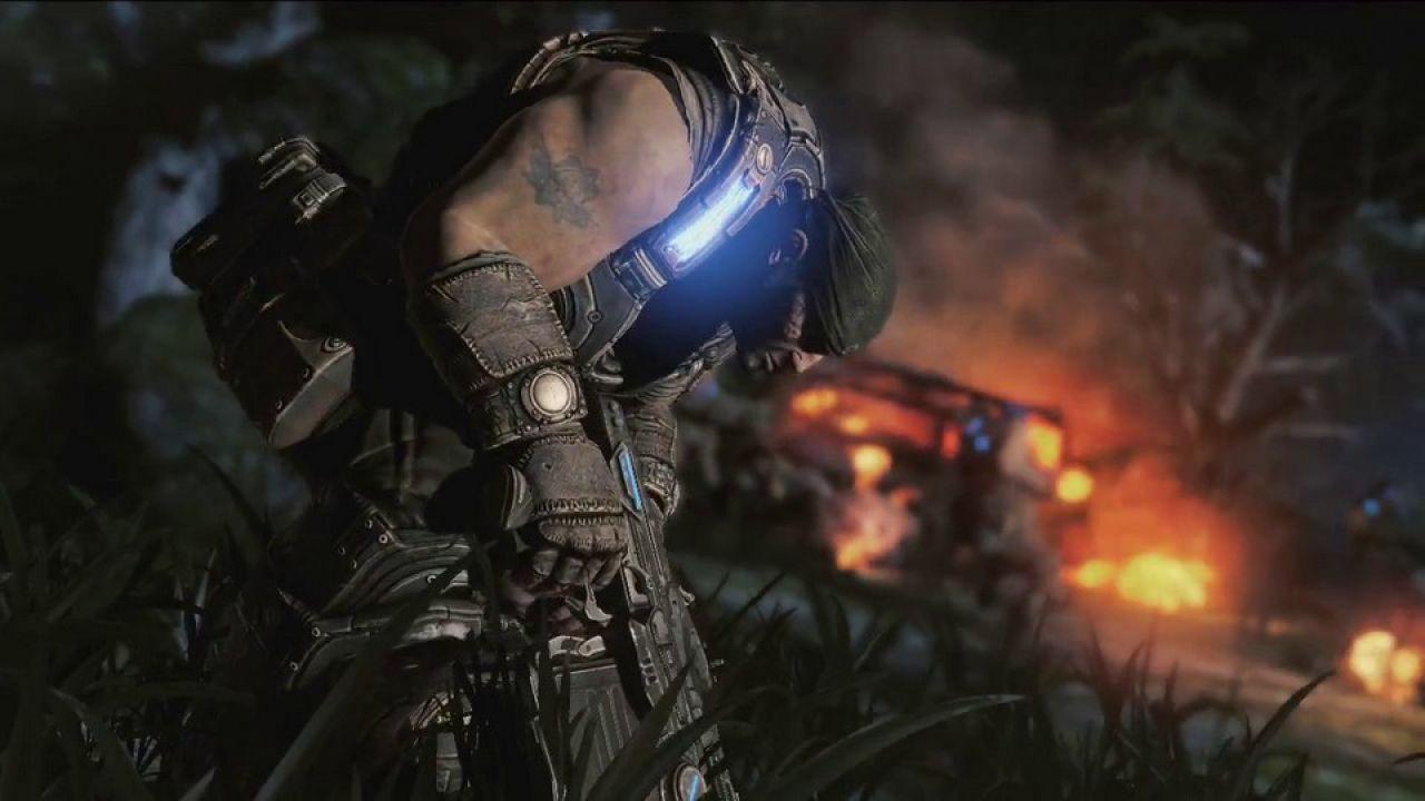 hands on Gears of War 3