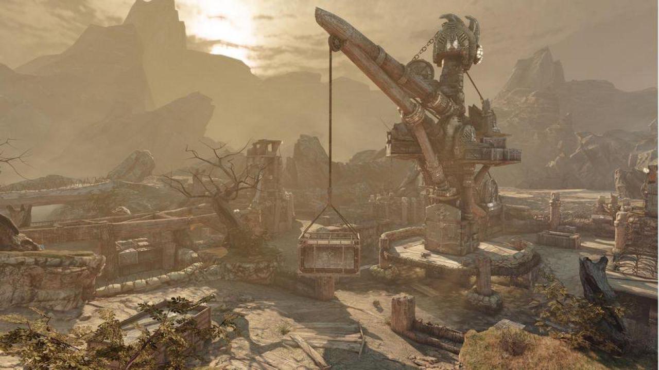 hands on Gears of War 3 Multiplayer