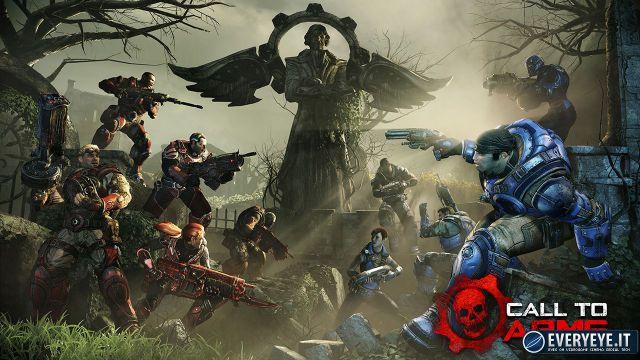 Gears of War Judgment: la prova del prequel targato People Can Fly