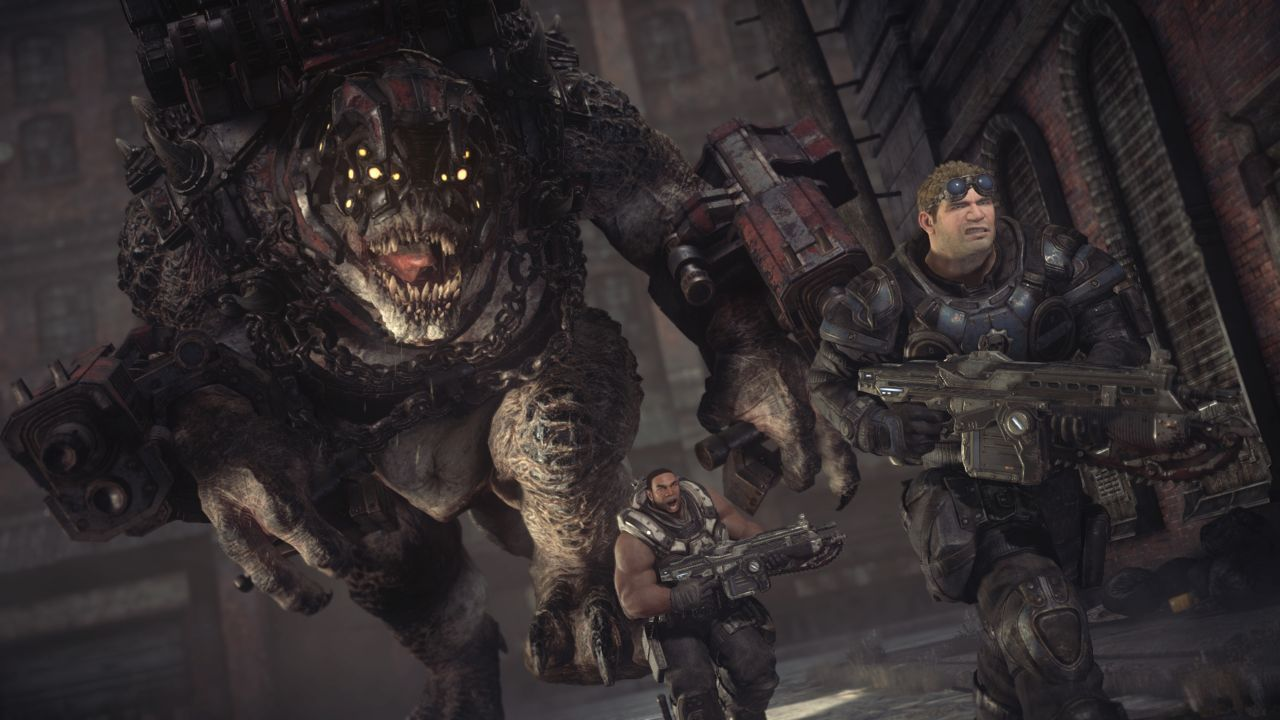 provato Gears of War Ultimate Edition