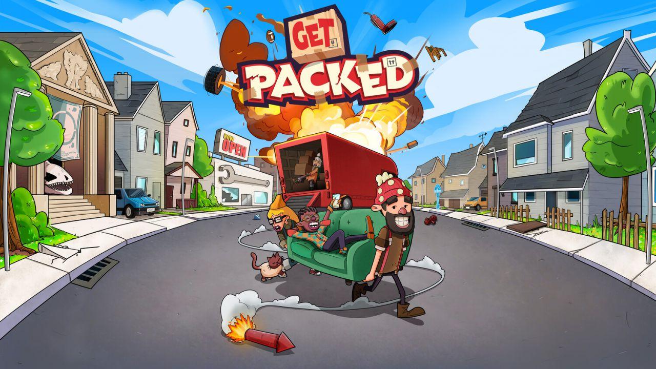 speciale Get Packed: un divertente party game in anteprima su Google Stadia