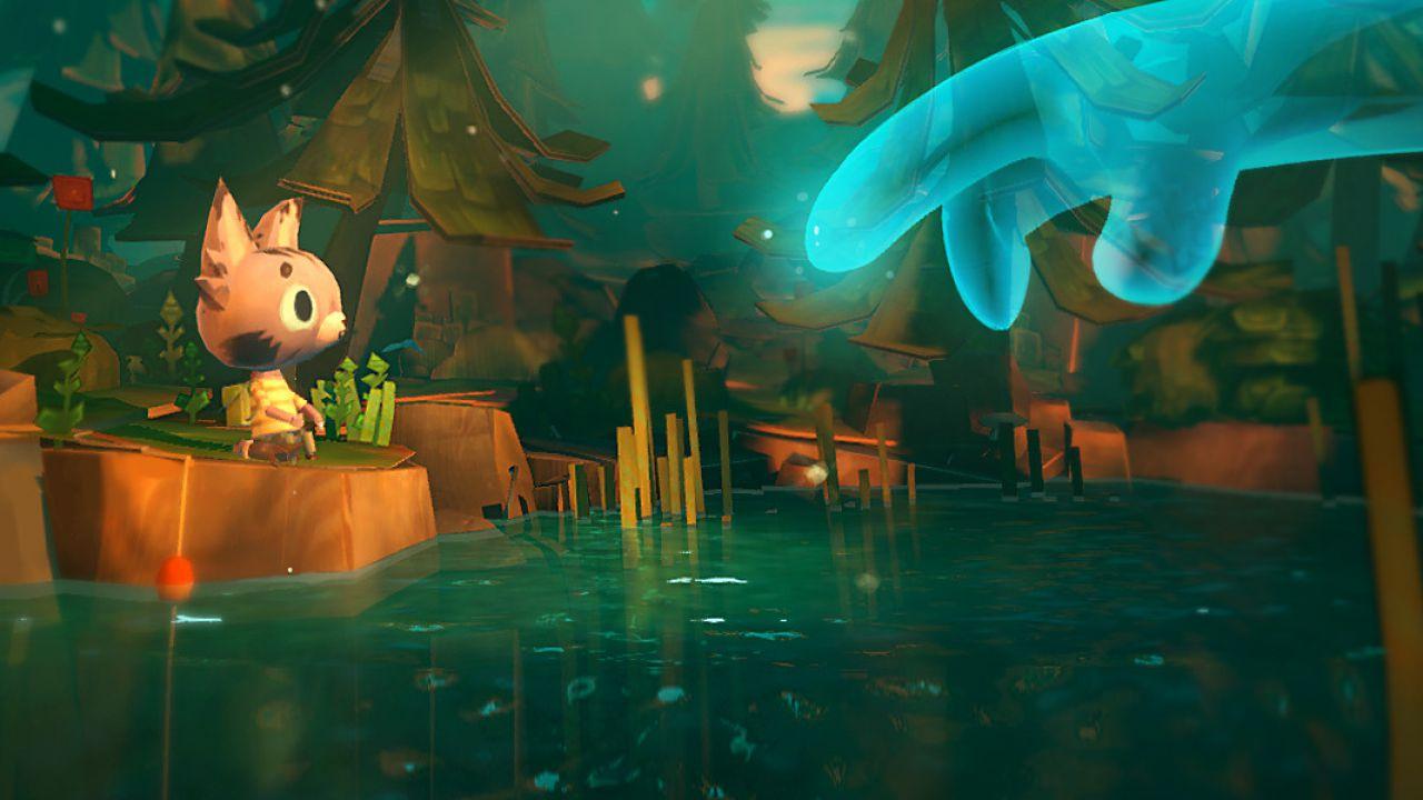 recensione Ghost Giant Recensione: un gigante per amico su PlayStation VR