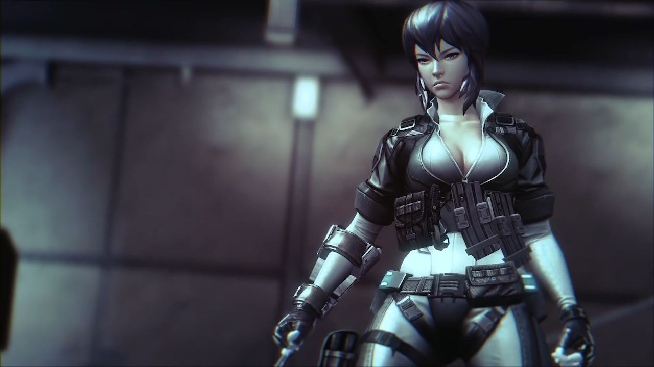 provato Ghost In The Shell: Stand Alone Complex - First Assault Online