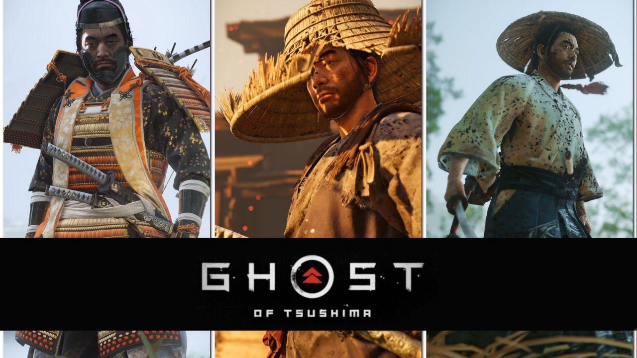 speciale Ghost of Tsushima: le foto di Emanuele Bresciani realizzate per Sony
