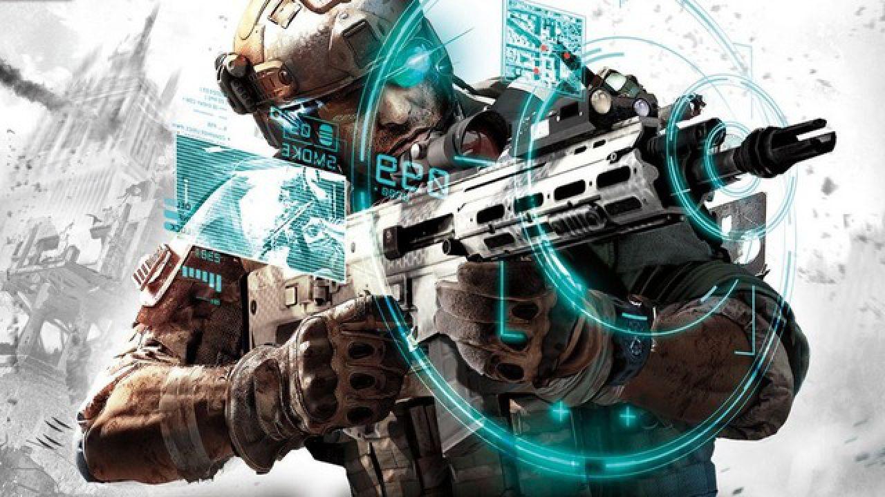 anteprima Ghost Recon: Future Soldier