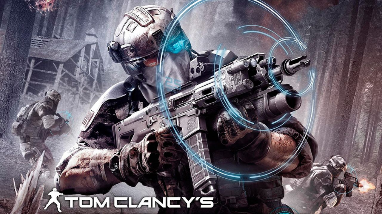 first look Ghost Recon: Future Soldier