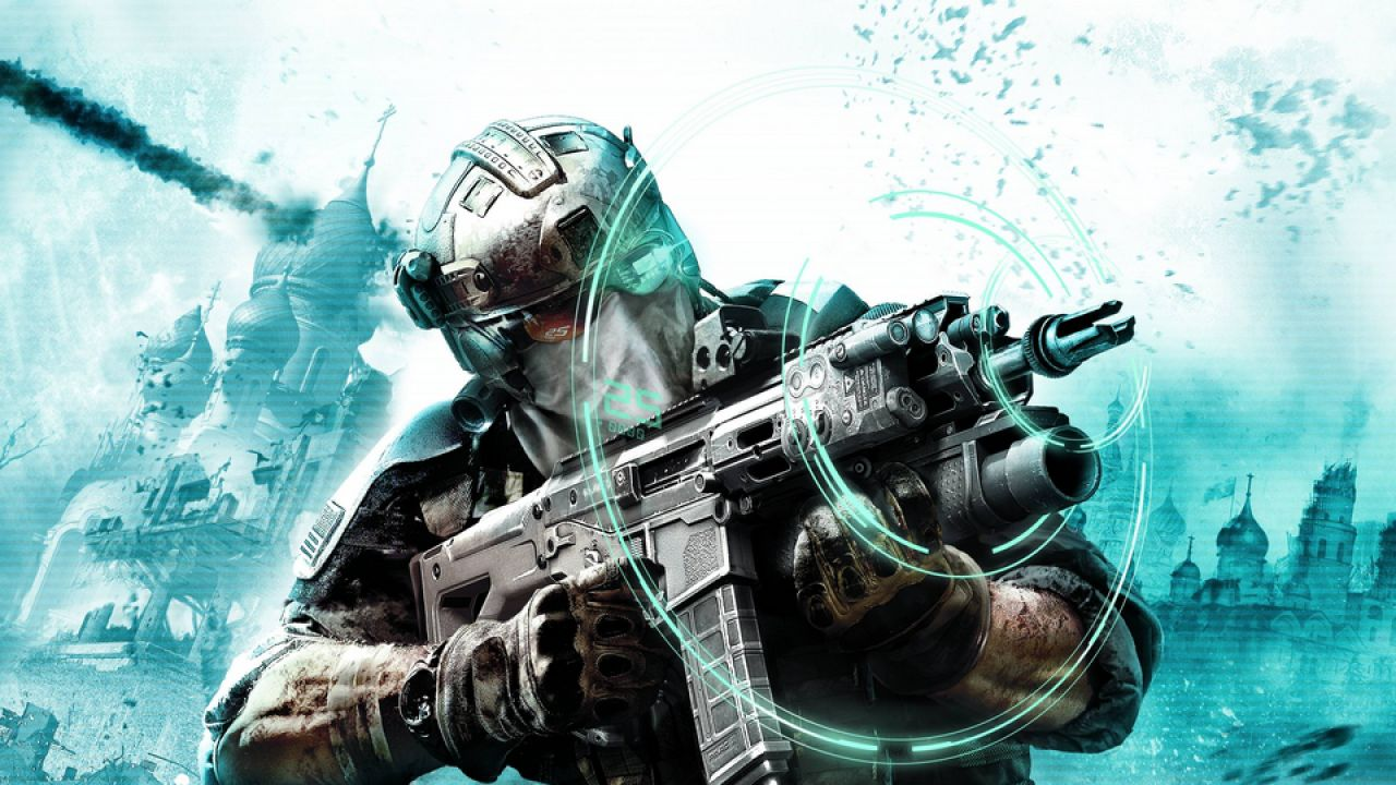 hands on Ghost Recon Future Soldier