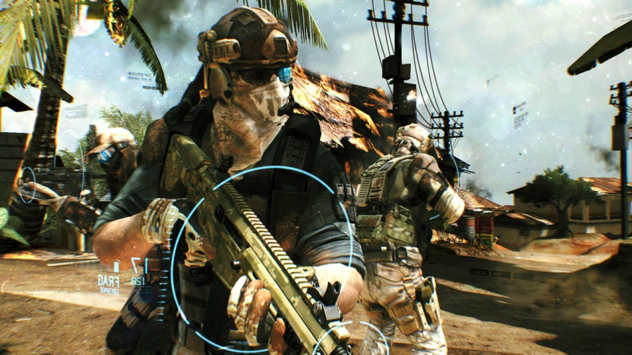 hands on Ghost Recon: Future Soldier