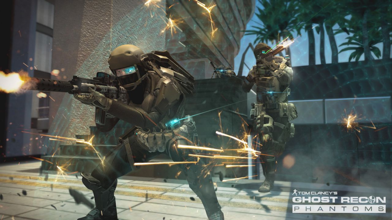 hands on Ghost Recon Online