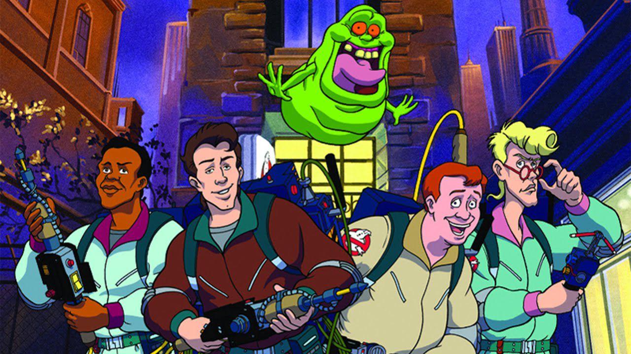 speciale Ghostbusters: il mito del cartone animato