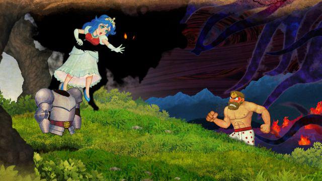 Ghosts n Goblins Resurrection Recensione: il ritorno del valoroso cavaliere