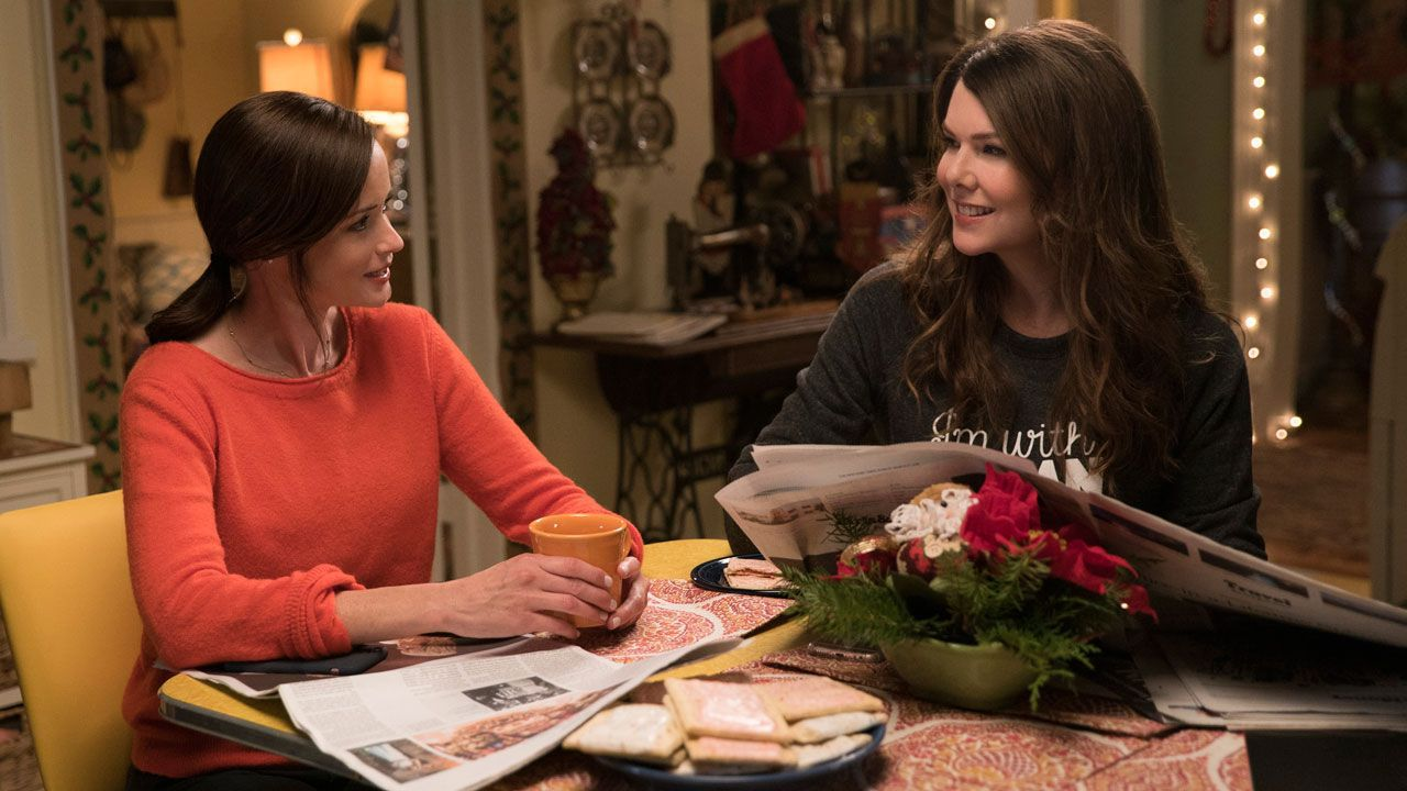 Gilmore Girls - A Year in the Life: Recensione (SPOILER)