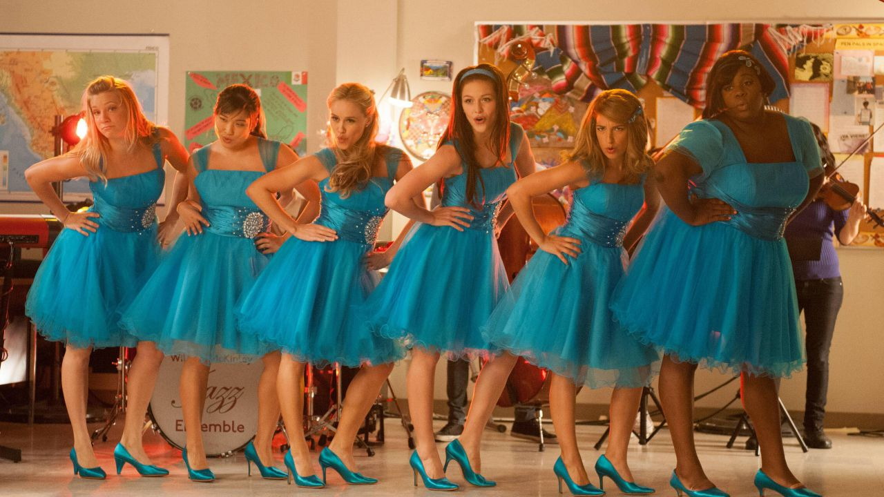 first look Glee - Stagione 4