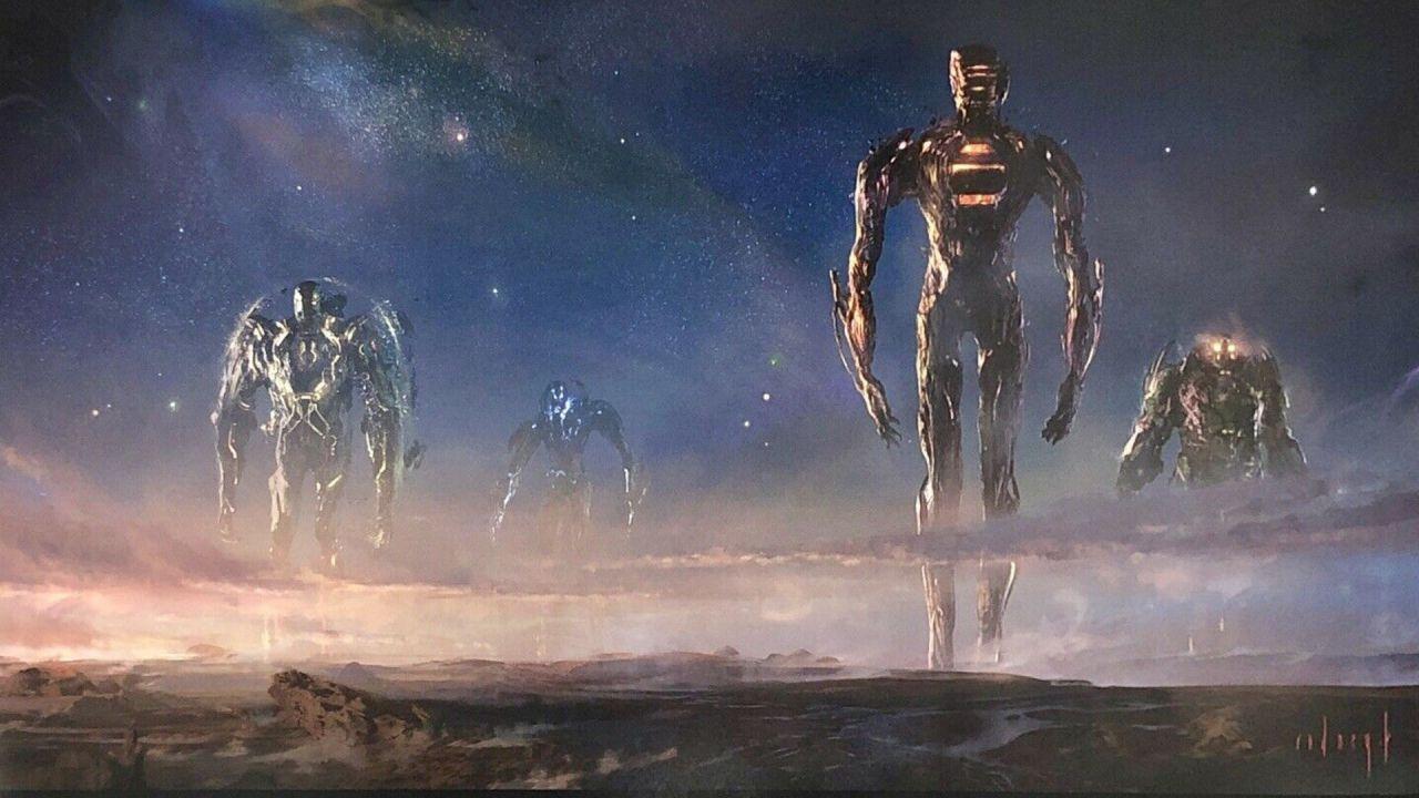 speciale Gli Eterni attraverso i millenni: quale sarà la timeline del film Marvel?