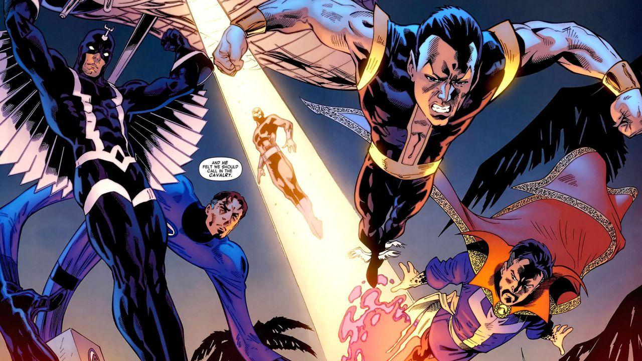speciale Gli Illuminati, i Marvel Studios puntano al film: la storia del supergruppo