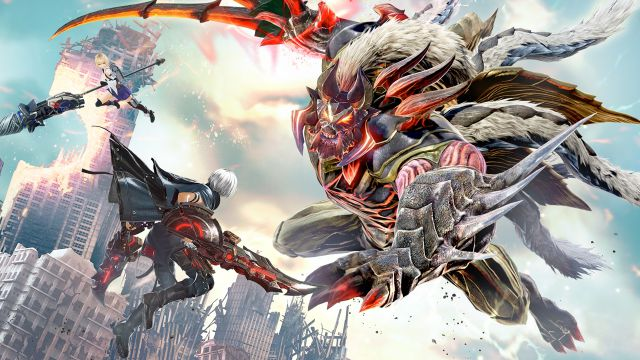 God Eater 3 lancia la sfida a Monster Hunter World: provata la demo
