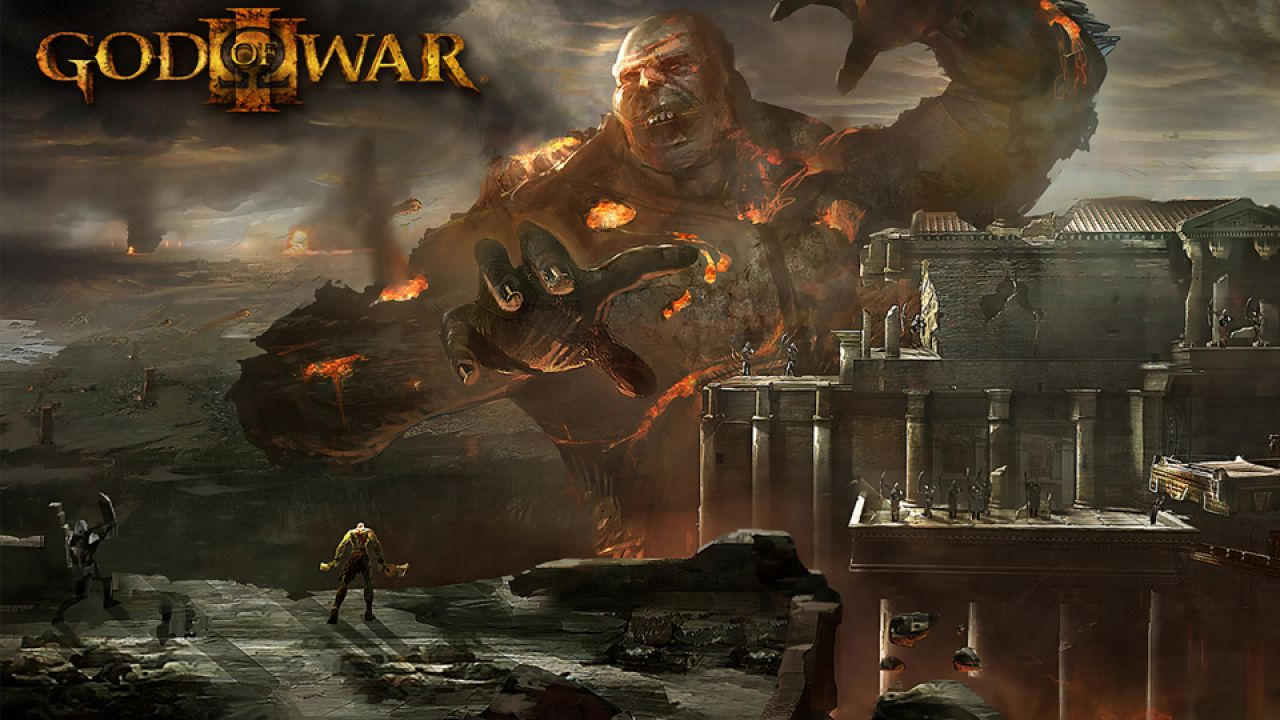 recensione God of War Collection