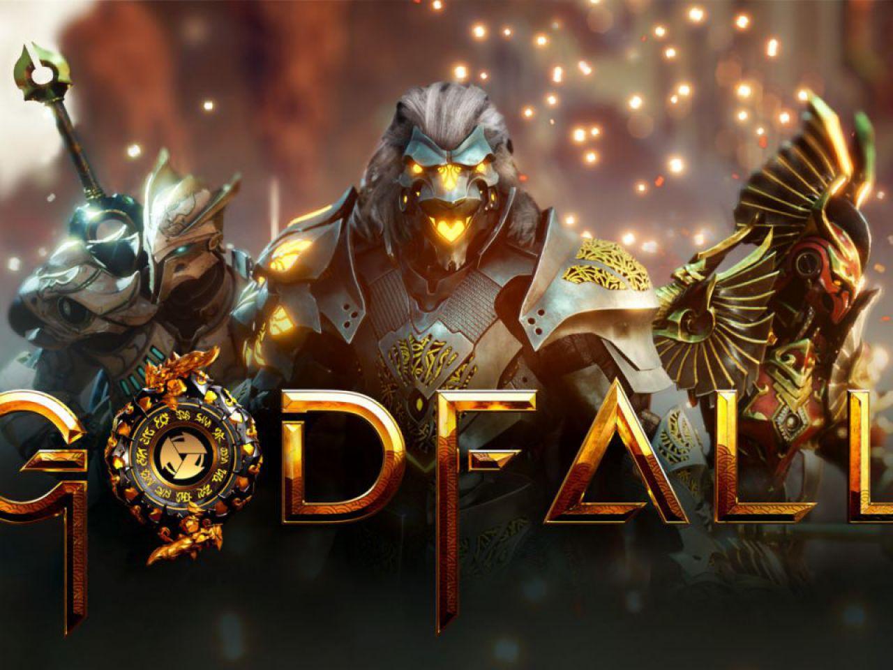 Godfall: gameplay e fonti di ispirazione della prima esclusiva ...