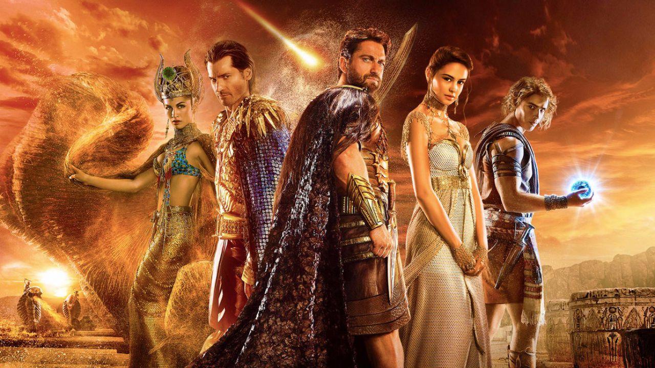 Gods of Egypt: l'ultimo kolossal del vecchio cinema