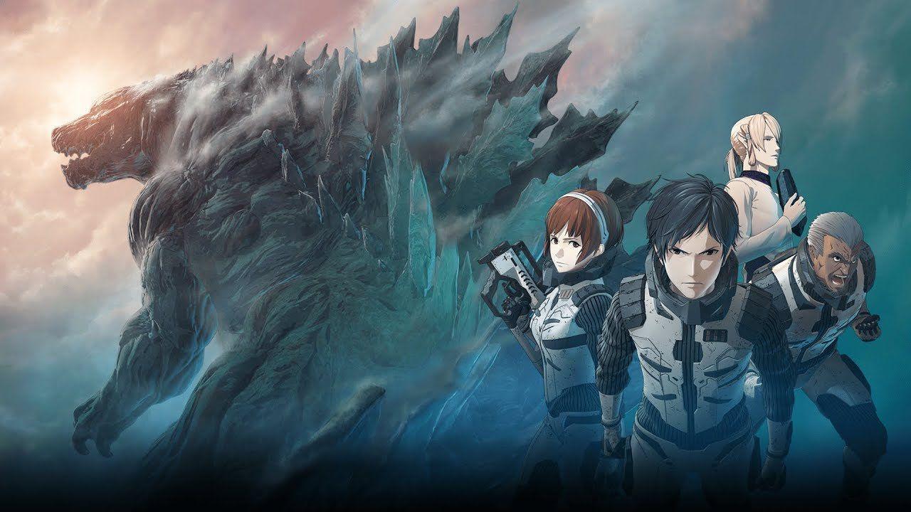 recensione Godzilla: Il Pianeta dei mostri, Recensione del film animato prodotto da Netflix