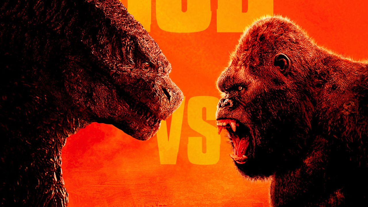 Godzilla vs Kong: mostri millenari a confronto