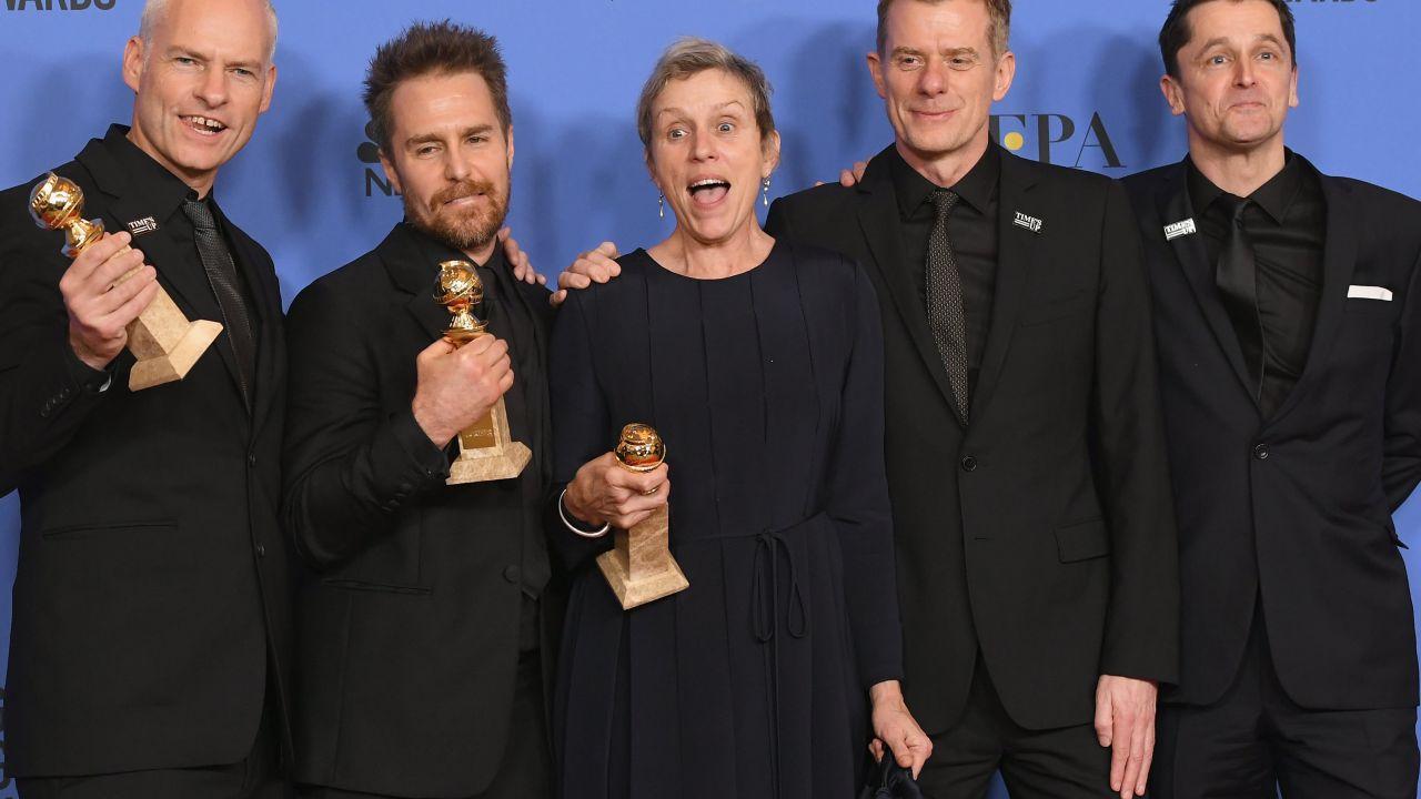 speciale Golden Globe 2018: la rivincita dei gregari