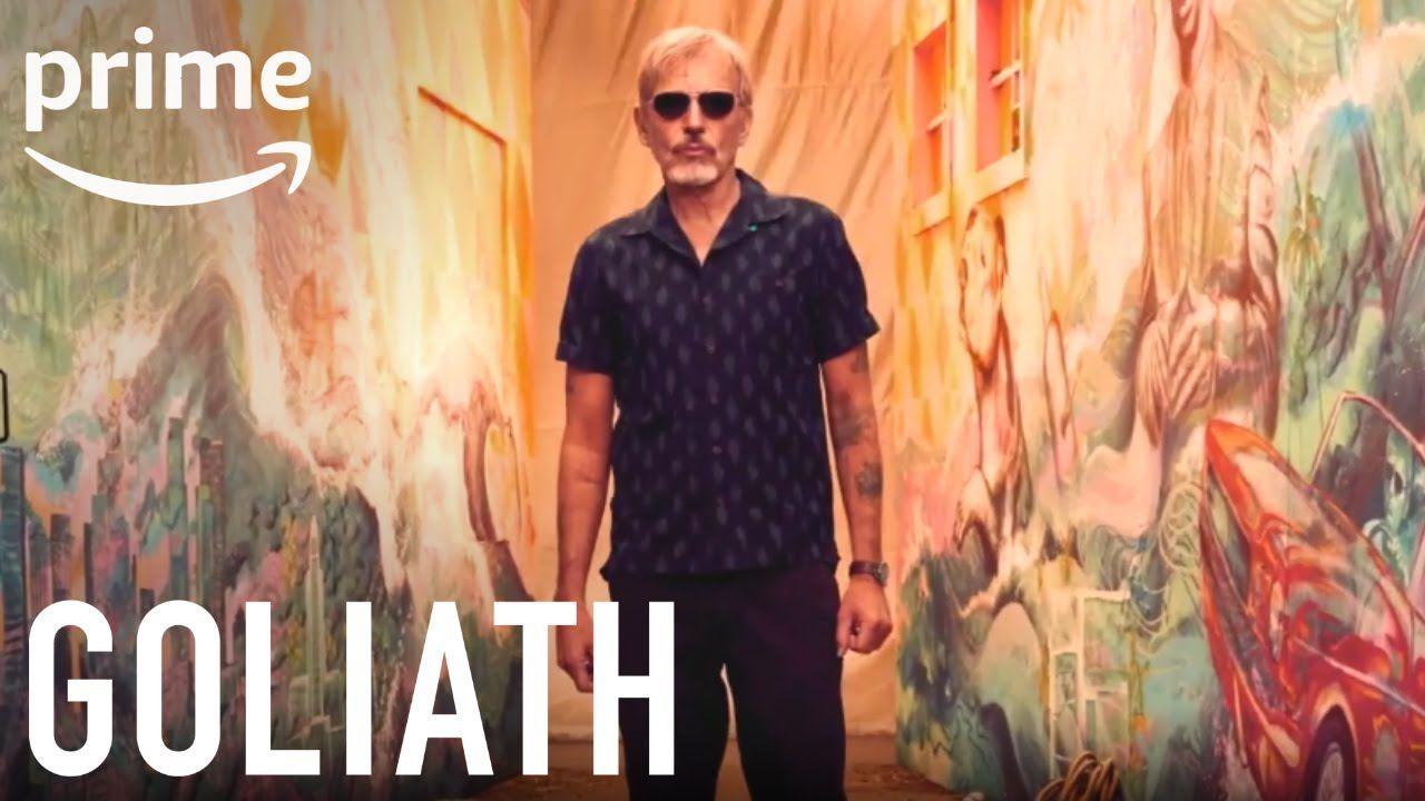 recensione Goliath 3: Recensione della nuova stagione della serie Amazon Original