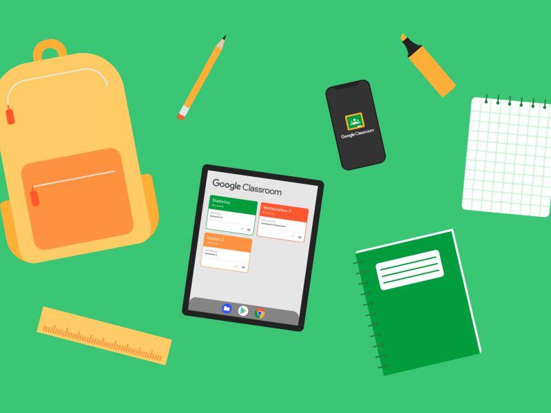 Google Classroom: la scuola ai tempi del Coronavirus
