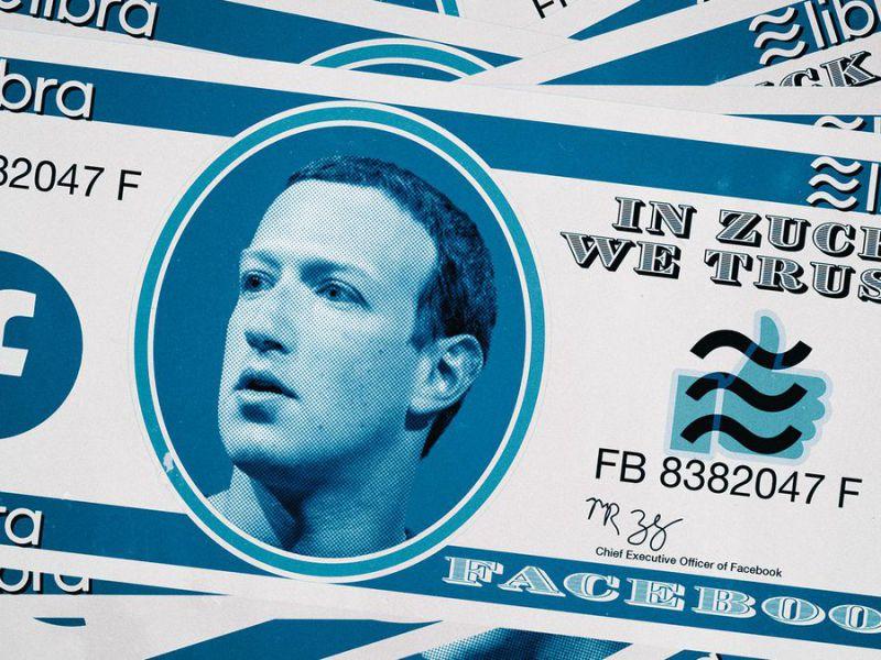 Gram e Libra: Telegram e Facebook nel mondo delle monete virtuali