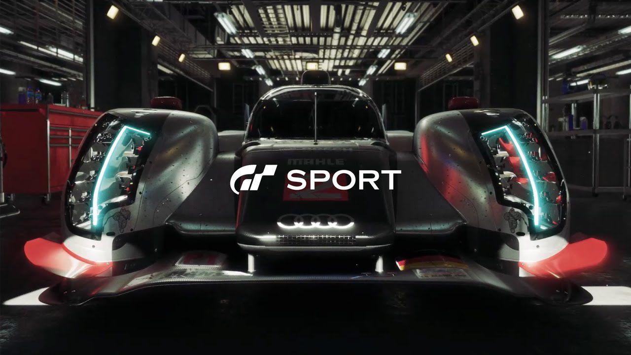 provato Gran Turismo Sport