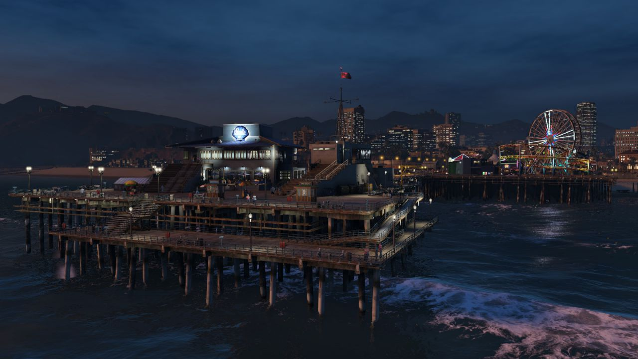 first look Grand Theft Auto 5
