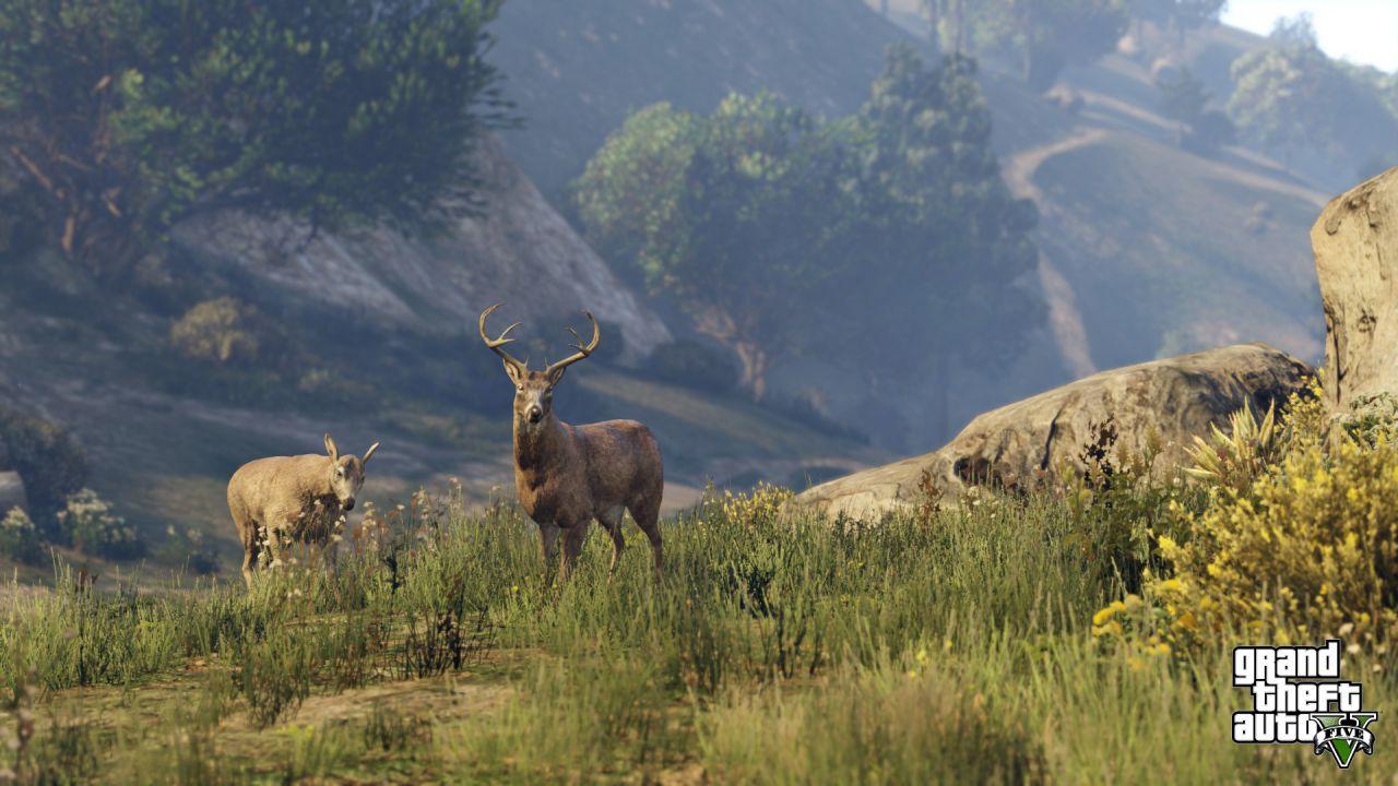 anteprima Grand Theft Auto Online