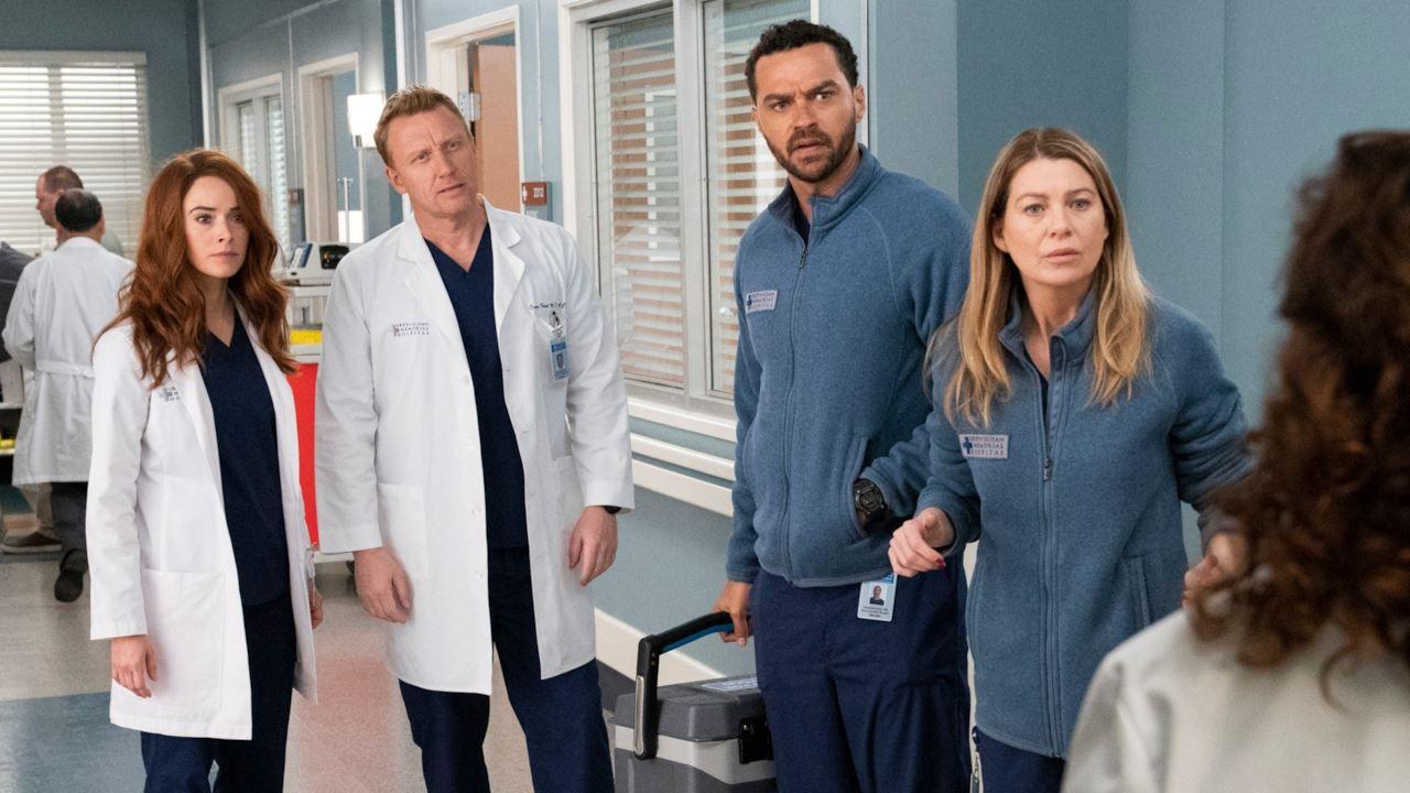 first look Grey's Anatomy 16: primo sguardo alla nuova stagione della storica serie