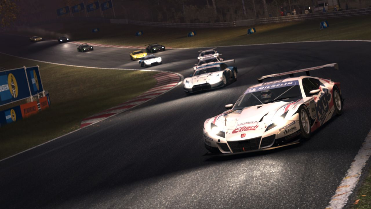 hands on GRID Autosport