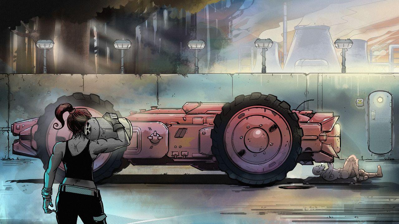 recensione GRIP Combat Racing Recensione: corse a perdifiato nello spazio profondo