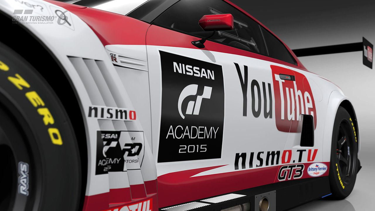 speciale GT Academy 2015