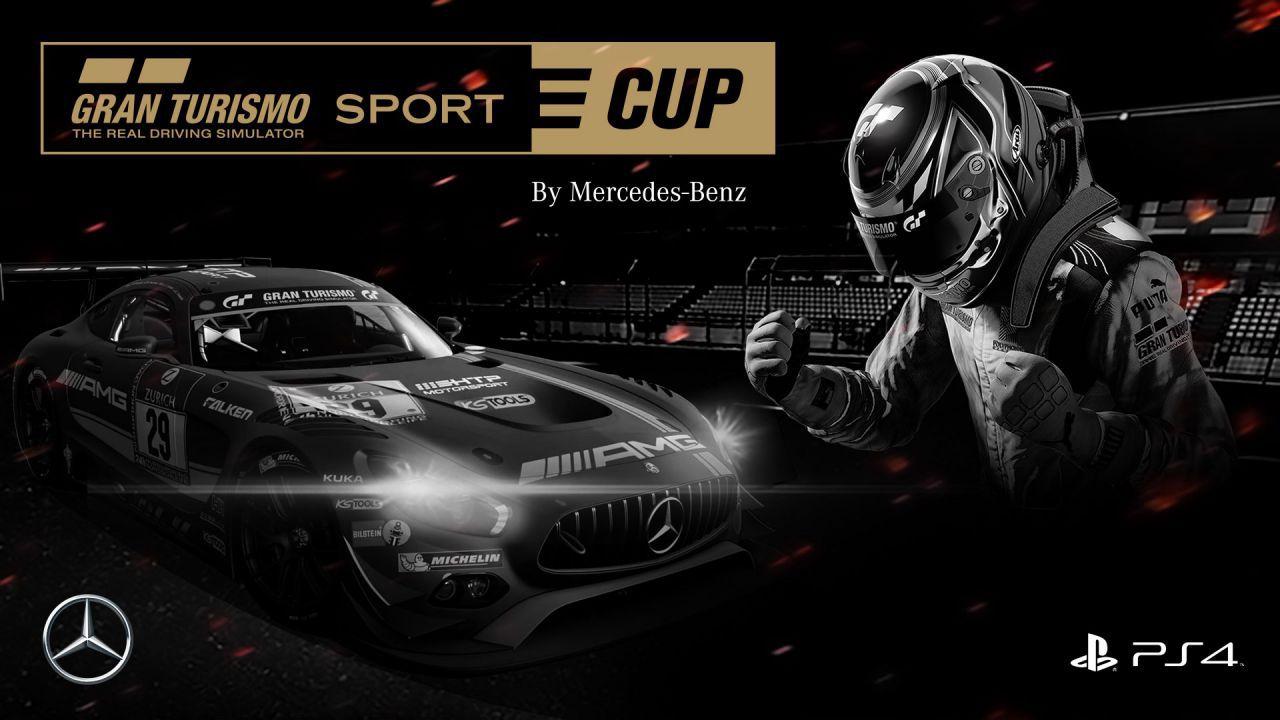 speciale GT Sport Mercedes Benz e-Cup: l'appuntamento è al F1 Milan Festival!