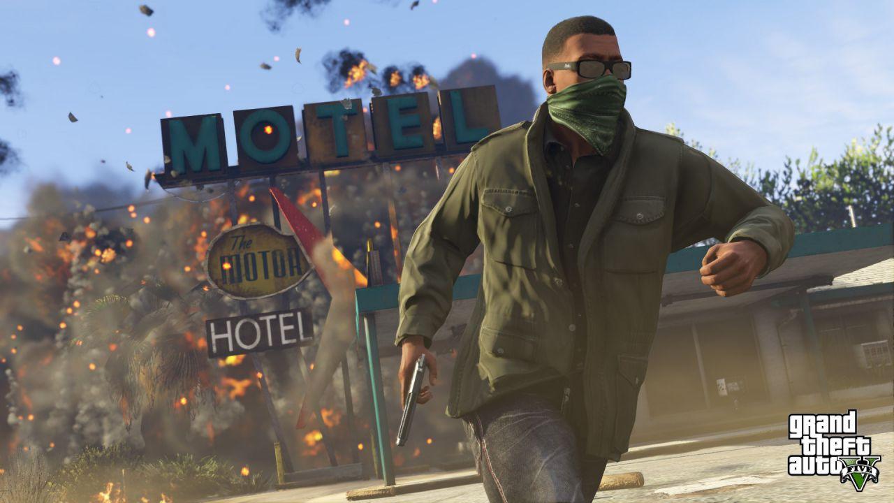 GTA 5 anteprima: abbiamo visto dal vivo il nuovo free roaming di Rockstar