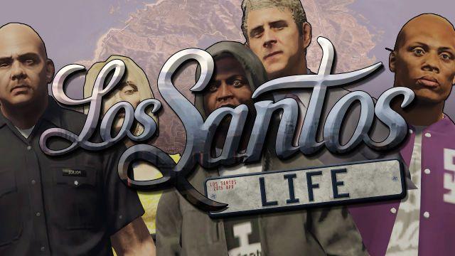 GTA 5 RolePlay Mod: nuove storie e avventure con Los Santos Life