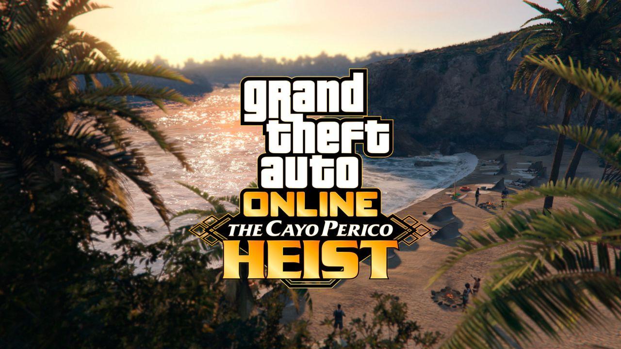 anteprima GTA Online si espande: tutte le novità di The Cayo Perico Heist