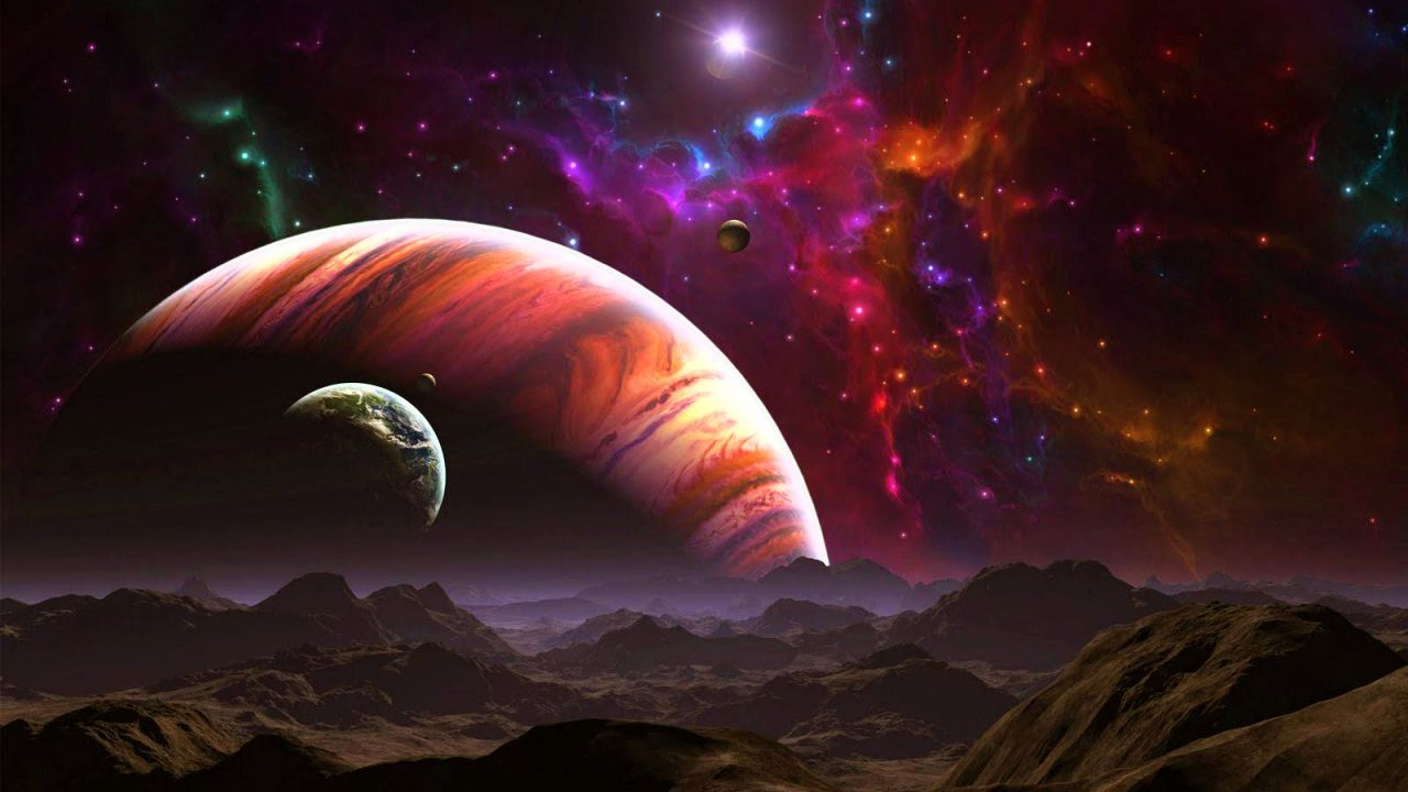 speciale Guida ai pianeti più strani dell'Universo, dal più oscuro al più caldo