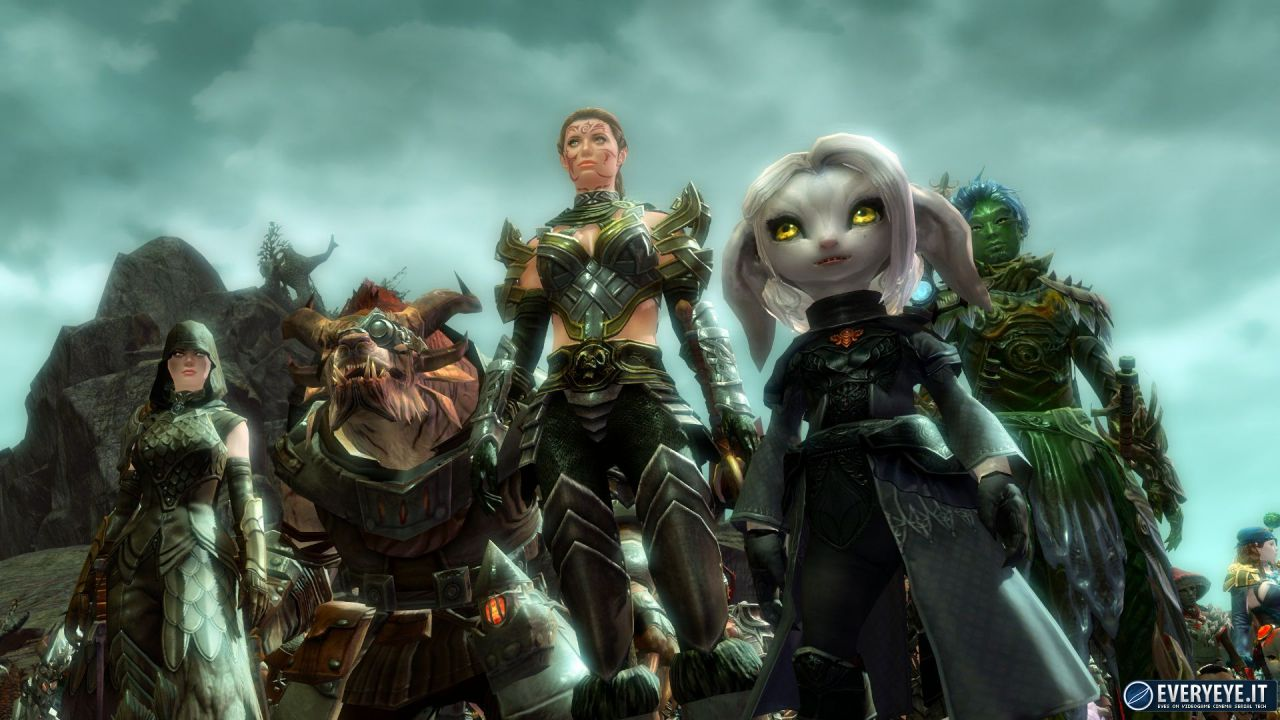 hands on Guild Wars 2