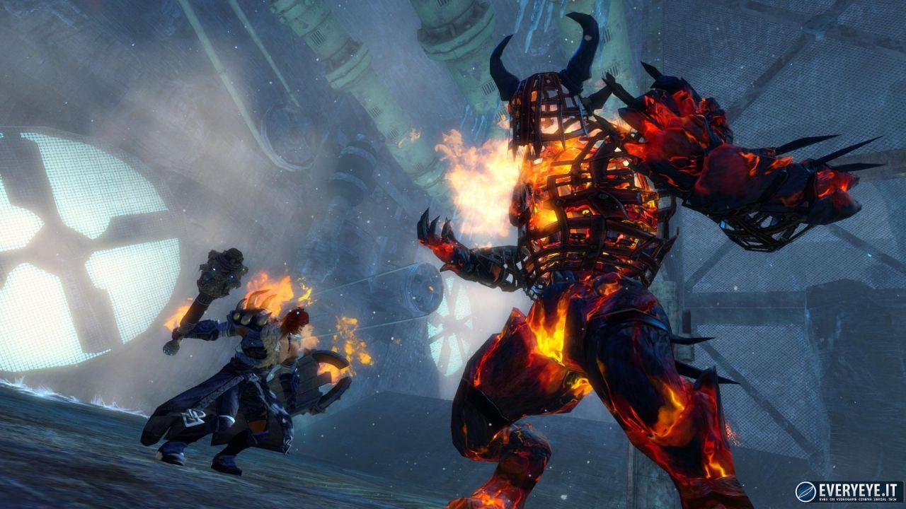 hands on Guild Wars 2