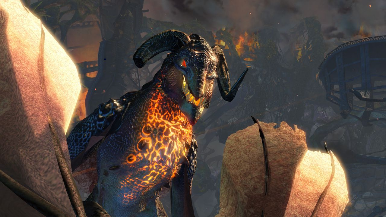anteprima Guild Wars 2: Heart of Thorns