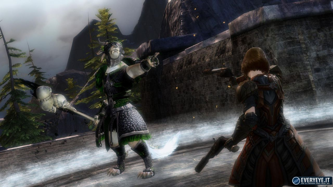 hands on Guild Wars 2 - Shadow of the Mad King